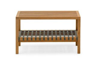 NETWORK low tables  by  Roda