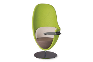 NET.WORK.PLACE lounge chair  by  König + Neurath