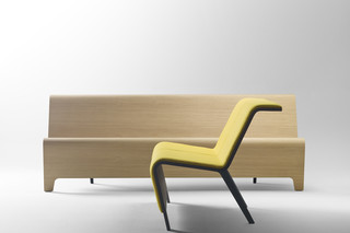 Back modular seating system  by  Sellex