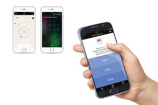 Schnittstelle für die Integration in das Apple HomeKit  von  Nice