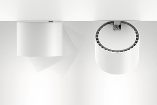 Node semi-recessed adjustable  by  Artemide Architectural