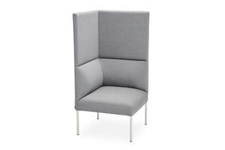 Noora armchair  by  Martela