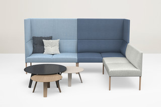 Noora sofa  by  Martela