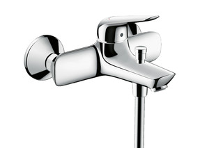 Novus Single lever bath mixer for exposed installation  by  Hansgrohe