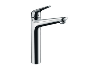 Novus Single lever basin mixer 230 with pop-up waste set  by  Hansgrohe