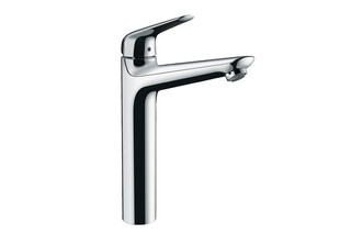 Novus single-lever washbasin mixer 230 without pop-up waste  by  Hansgrohe