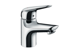 Novus single-lever basin mixer 70 with pop-up waste  by  Hansgrohe