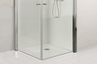 Shower tray square O.novo  by  Villeroy&Boch Bath&Wellness