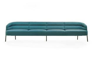Odeon dining sofa  by  Wittmann