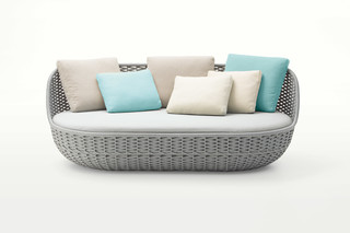 Orbitry Sofa  von  Paola Lenti