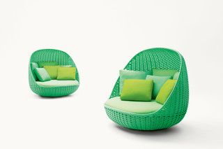 Orbitry armchair  by  Paola Lenti