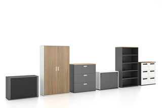 Paragraph Storage  by  Herman Miller