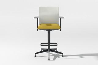 Planesit - stool  by  Arper