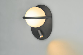 C_Ball wall lamp  by  B.LUX