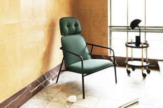 Pad lounge series  by  Normann Copenhagen