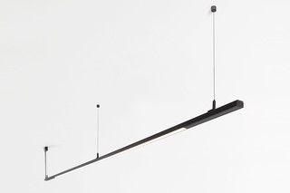 Pista linear LED  by  Modular Lighting Instruments