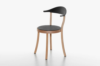 Monza Bistro chair  by  Plank