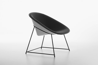 Cup lounge chair  by  Plank