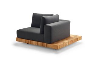Plateau XL-module corner left + corner table  by  solpuri