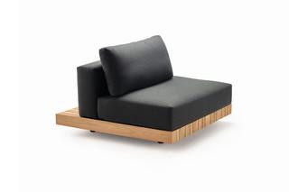 Plateau L-module seat/back  by  solpuri