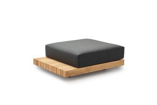 Plateau S-module footstool  by  solpuri