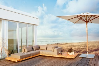 Plateau lounge sofa 2  by  solpuri