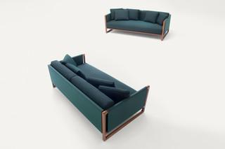 Portofino outdoor sofa  by  Paola Lenti