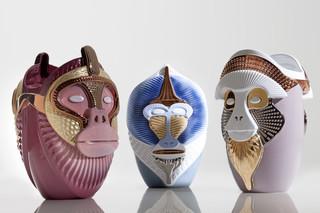 Primates Vases  von  Bosa