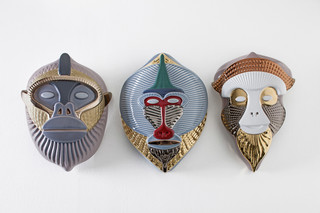 Primates Masks  by  Bosa