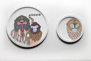 Primates Plates  von  Bosa