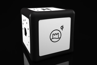 RL40 Cube  by  burgbad