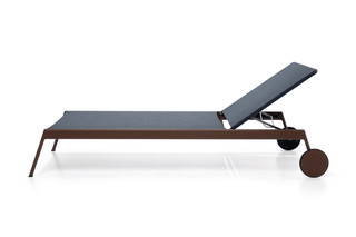 PIPER sunlounger  by  Roda