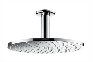 Raindance S overhead shower 240 1jet P with ceiling connector  by  Hansgrohe