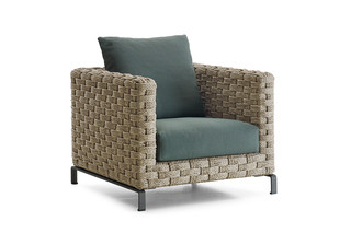 RAY OUTDOOR NATURAL armchair  by  B&B Italia