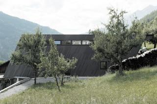 öko skin, House F., Landeck Austria  by  Rieder