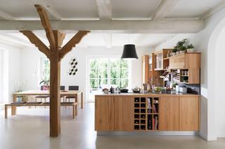 rondo kitchen  by  TEAM 7