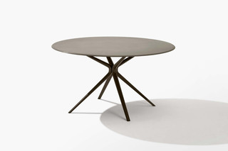 Moai table natural stone  by  Fast