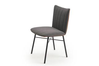 Rubie Chair Steel Frame  by  Freifrau