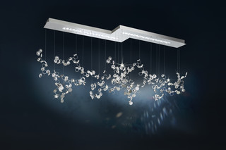 CRYSTALON LED pendant  by  Swarovski Lighting