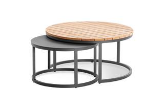 SERRA lounge tables  by  Niehoff Garden