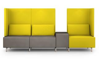 SLE smartE Sofa mit Ablagetisch  von  modul21