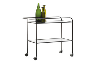 STEEL PIPE DRINK TROLLEY  by  Cappellini