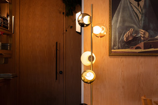 28 Floor Light  by  Bocci
