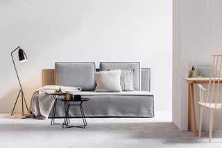 Ell sofa bed  by  Schramm