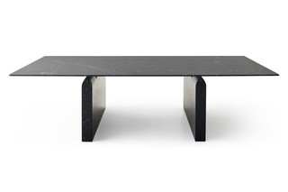 Seesaw dining table  by  Marsotto edizioni
