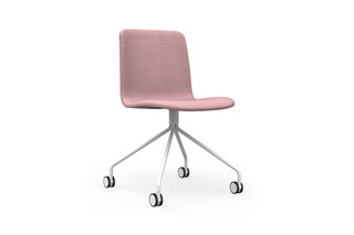 Sola conference chair with castors  by  Martela