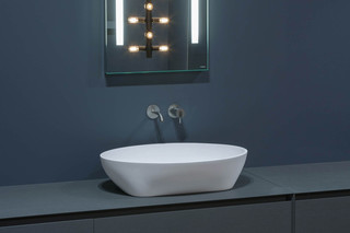 Solidea washbasin  by  Antonio Lupi