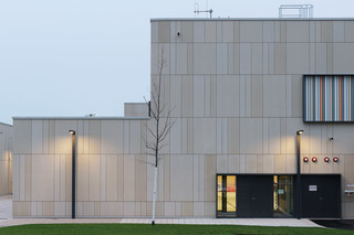 concrete skin, Middle & Highschool Spangdahlem  von  Rieder