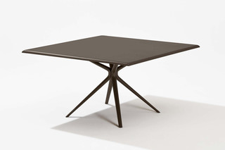 Forest table aluminium  by  Fast