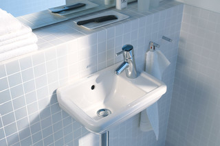 Starck 3 washbasin  by  Duravit